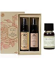 Kama Ayurveda Rose And Jasmine Face Care Box