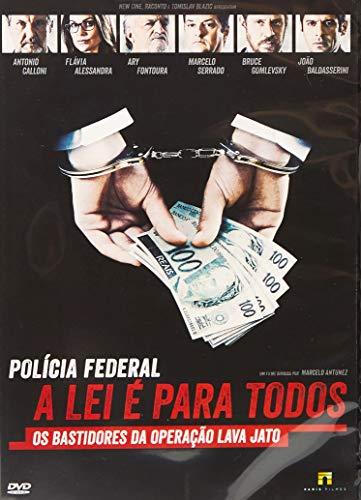 Polícia Federal A Lei É Para Todos [DVD]