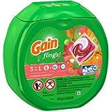 Gain flings! Laundry Detergent Pacs, Tropical Sunrise, 42 count