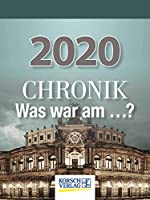 Chronik - Was war am...? 2020