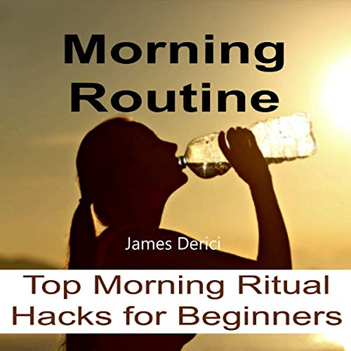 Morning Routine audiobook cover art