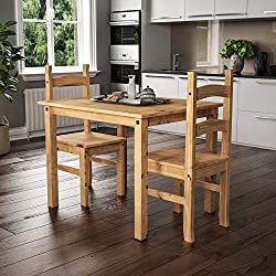 beautiful solid square kitchen tables for small spaces. Black Bedroom Furniture Sets. Home Design Ideas