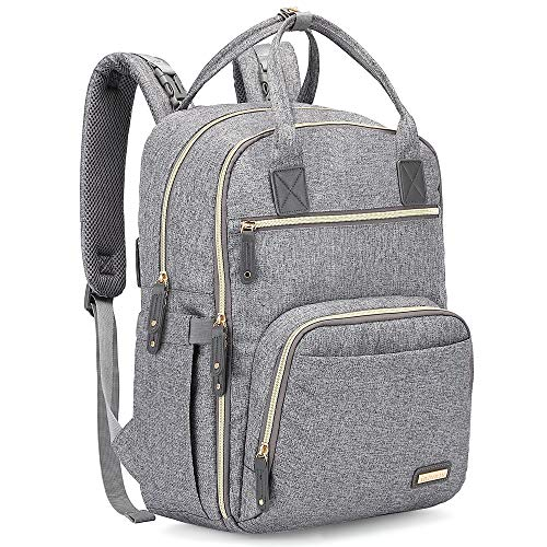 Diaper Bag Backpack, iniuniu Lar...