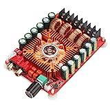 DollaTek TDA7498E 2x160W 24V DC Junta Doble Canal de Audio del Amplificador para Altavoz de la computadora del vehículo del Coche de Bricolaje