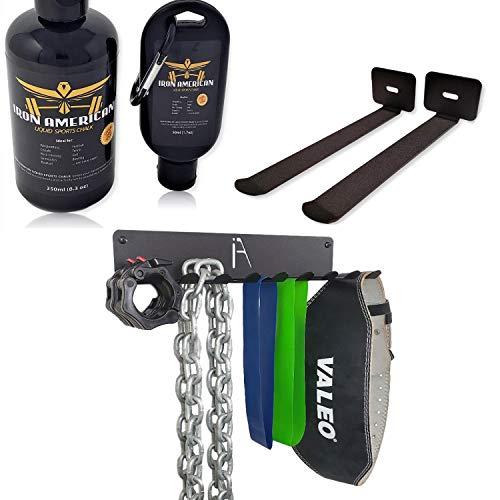 IRON AMERICAN Fitness Storage Rack Bundle Deal