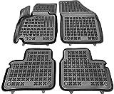 Alfombrillas de Goma Compatible con Suzuki IGNIS III (Desde 2016) + Limpiador de Plasticos (Regalo)   Accesorios Coche Alfombrilla Suelo