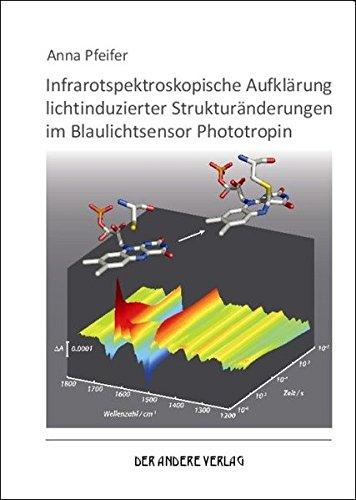 Infrarotspektroskopische Aufklärung lichtinduzierter Strukturänderungen im Blaulichtsensor Phototropin