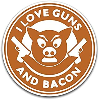 pig hunting decals