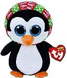 TY 37148 Penguin Penelope-Pinguin Plüsch, 24 cm,...