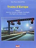 Trains d' Europe Tome 2