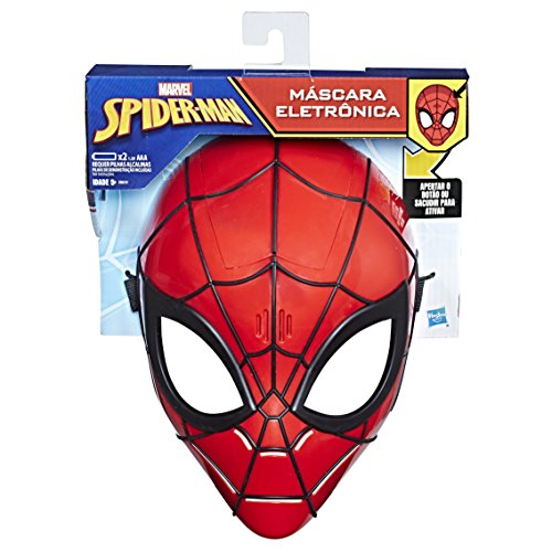 Spider-Man - Maschera Effetti Speciali Hero FX, E0619103