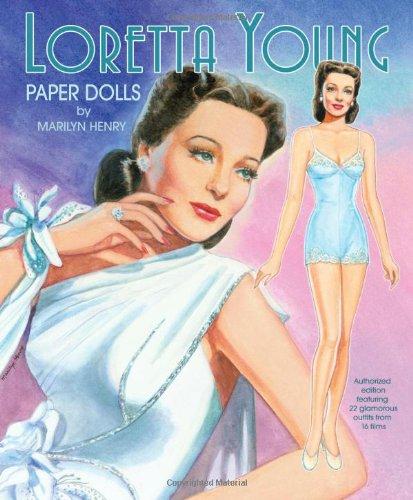 Loretta Young Paper Dolls