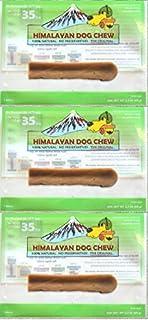 3 Pack Medium Himalayan Chews Treat
