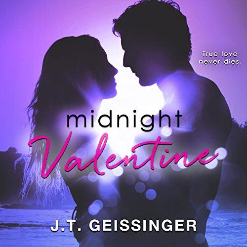 Midnight Valentine audiobook cover art