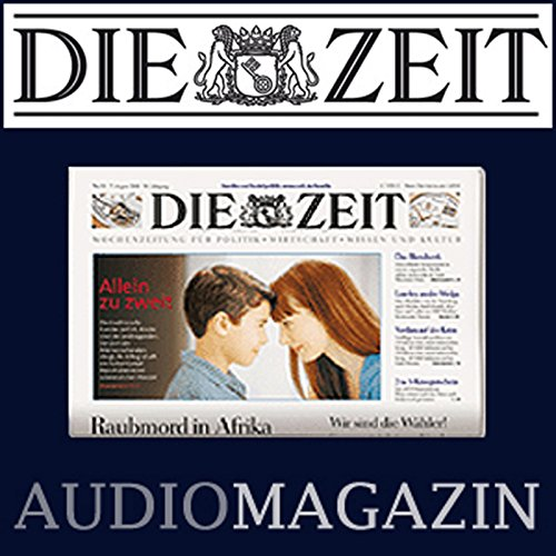 DIE ZEIT, November 19, 2015 Titelbild