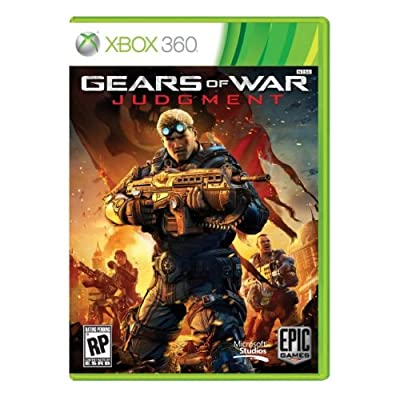 Gears of War: Judgment NTSC-J for Xbox 360 WORKS ON ALL USA/ENGLISH/NTSC DEVICES. FULL ENGLISH LANGUAGE TEXT AND AUDIO by Microsoft