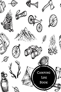 Camping Log Book: Camp Log