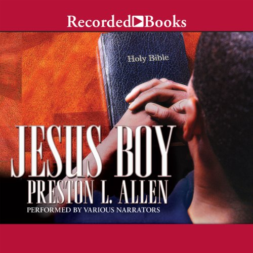 Jesus Boy audiobook cover art