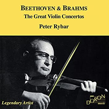 Peter Rybar: Beethoven and Brahms
