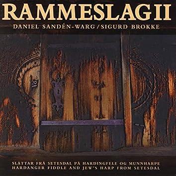 Rammeslag II