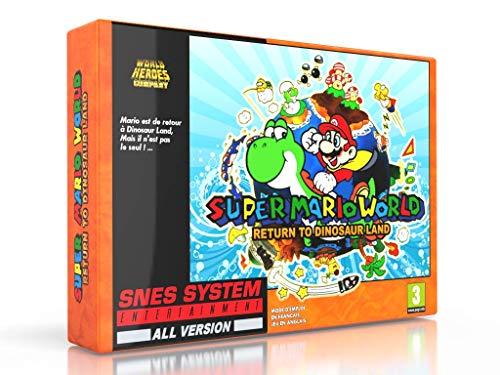 Cartouche pour Super Nes : Super Mario World Return To Dinosaur Land