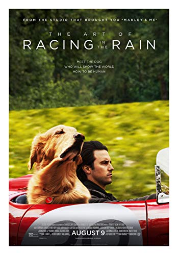 The Art of Racing in the Rain Movie Poster Glossy High Quality Print Photo Wall Art Kevin Costner, Milo Ventimiglia, Amanda Seyfried Size 16x20#1