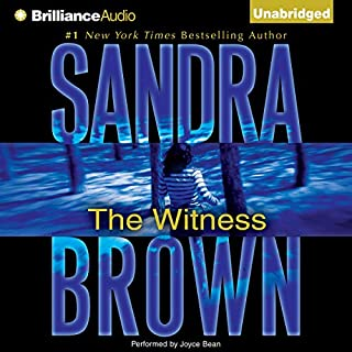 The Witness                   Auteur(s):                                                                                                                                 Sandra Brown                               Narrateur(s):                                                                                                                                 Joyce Bean                      Durée: 13 h et 20 min     5 évaluations     Au global 4,4