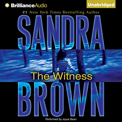 The Witness audiobook cover art