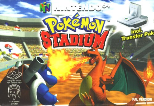 Pokémon Stadium incl. Transfer Pak