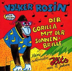Der Gorilla Mir der Sonnenbril