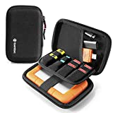 tomtoc Carrying Case for Essential External Hard Drive, EVA