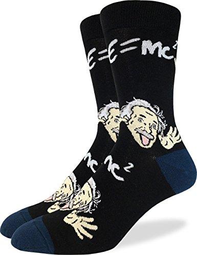 Good Luck Sock Herren Albert Einstein Socken Erwachsene - -