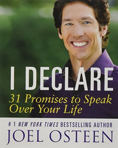 I Declare: 31 Promises to Speak Over Your Life Running Press® Miniature Edition™ (RP Minis)