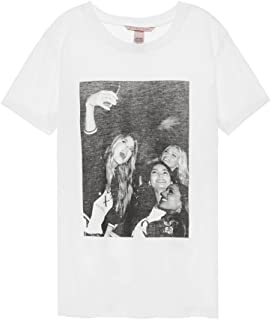 Pajama Top Sleep T-Shirt