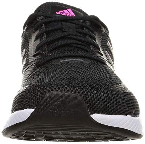 Adidas RUNFALCON 2.0 C, Zapatillas Mujer, Negro, 38 2/3 EU
