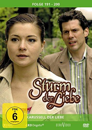 Sturm der Liebe 20 - Folge 191-200 (3 DVDs)