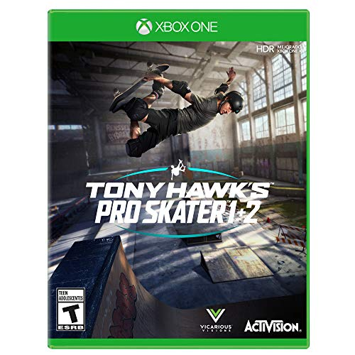 Tony Hawk's Pro Skater 1+2 - Standard Edition - Xbox One