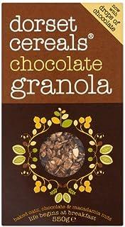 Dorset Cereal Chocolate Granola 600 g (order 5 for trade outer) / ドーセット穀物チョコレートグラノーラ600グラム(商品外にするため5 )