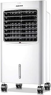 Ventilador de aire acondicionado Calefacción y refrigeración Enfriador de aire de doble uso Ventilador de aire acondicionado doméstico Refrigerador de agua pequeño Aire acondicionado Ventilador de ref