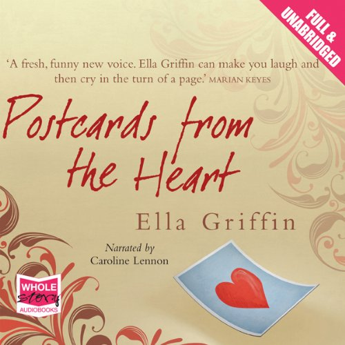 Postcards from the Heart audiobook cover art