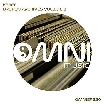 Broken Archives Volume 3