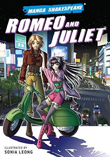 Manga Shakespeare: Romeo and Juliet (English Edition)
