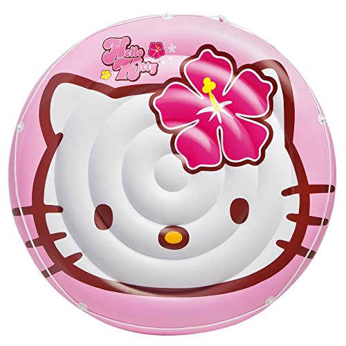 Intex – Matelas Gonflable Hello Kitty 137 cm Diamètre – 56513 NP