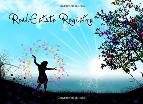 Real Estate Registry: A Visitor sign-in book for Realtors.
