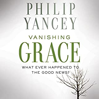 Vanishing Grace audiobook cover art