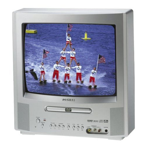 Read About Toshiba MD13N1 13-Inch TV-DVD Combo