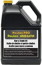Poulan Pro 952030204 Bar and Chain Oil- 1 Gallon