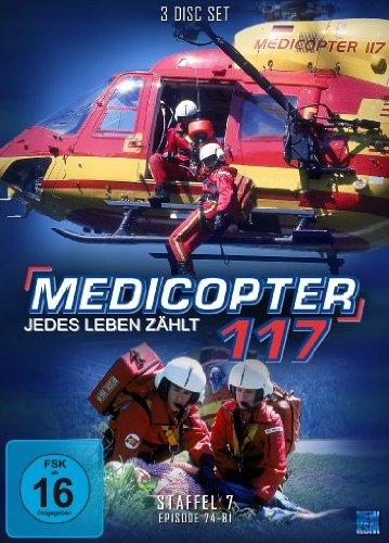 Medicopter 117 - Jedes Leben zählt - Staffel 7 (3 Disc Set)
