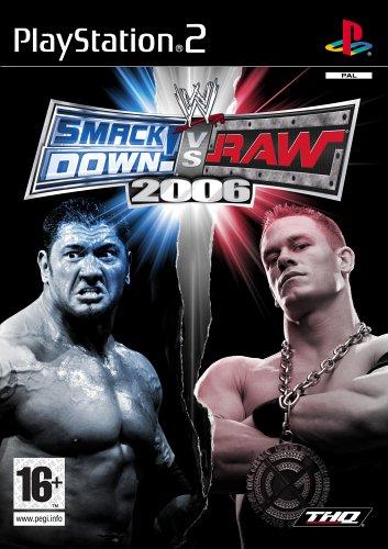 THQ WWE SmackDown! vs. RAW 2006 - Juego