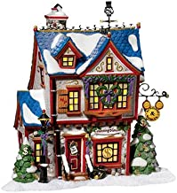 Department 56 North Pole Scrooge McDuck and Marley's Counting House